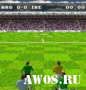 Football Pro Contest - Тpeх мерный фудбол. Для Symbian 8