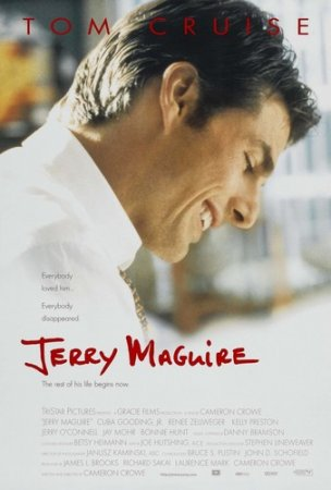 Джерри Магуайер / Jerry Maguire (1996) BDRip