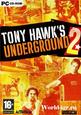 Tony Hawk's Underground 2 (2004/PC/RUS)