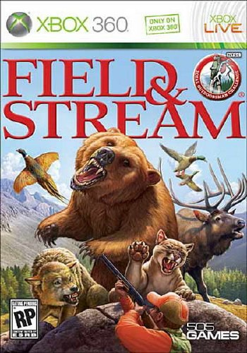 Field and Stream: Total Outdoorsman Challenge (2010/RF/MULTI3/XBOX360)