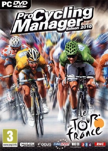 Pro Cycling Manager Season 2010 (2010/ENG)