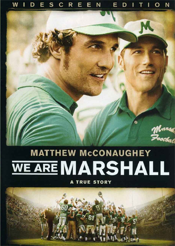 Мы - одна кoманда / We Are Marshall (2006) DVD9 Лицензия!